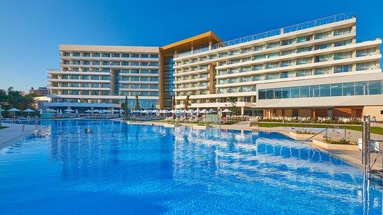 Tolles 5 Sterne Hotel Hipotels Playa De Palma Palace Playa De