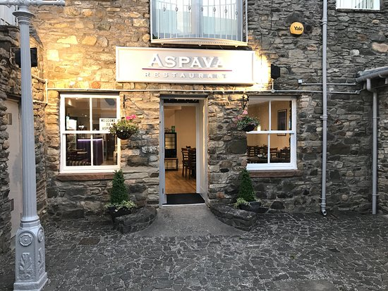 Cockermouth, UK: Aspava