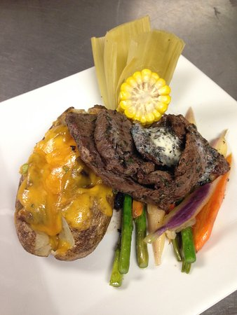 Wading River, Нью-Йорк: Skirt Steak Special