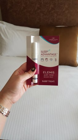 Lovedale, ออสเตรเลีย: A very nice touch to having a good night's sleep!