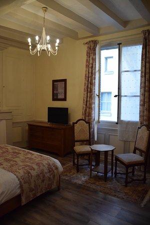 Chinon, Francia: Chambre d'Henry
