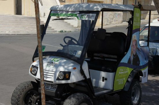 Birgu (Vittoriosa), Μάλτα: Le véhicule