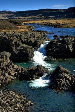 Bifrost, Ισλανδία: Glannifoss