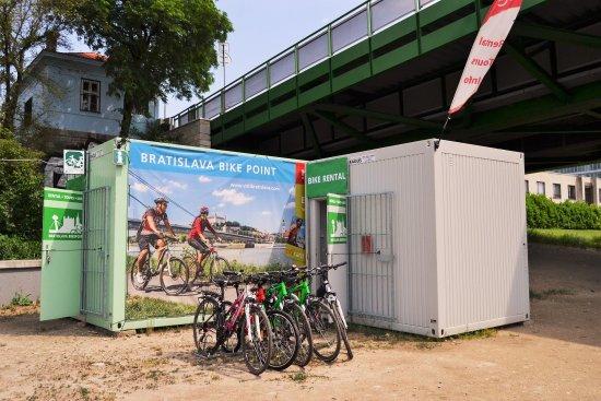 Bratislava BikePoint