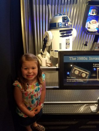 Museum of Science : R2D2