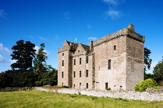 ‪Huntingtower Castle‬
