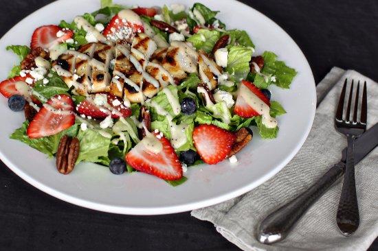 Washington, Pensylwania: Summer Berry Salad