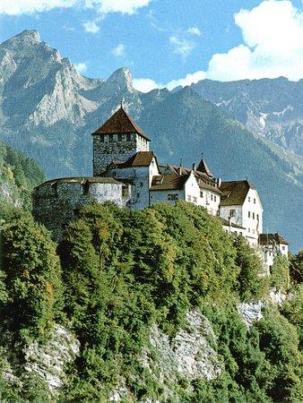 België: Vaduz Castle, Liechtenstein
