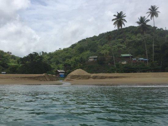 Castara, Tobago: Parlatuvier Bay