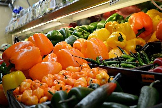 Amherst, MA: Fresh, local produce