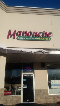 Manouche Mediterranean Grill And Takeout Guelph Menu Prices Restaurant Reviews Tripadvisor