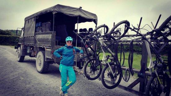 Roscrea, Ireland: Bikepark Ireland