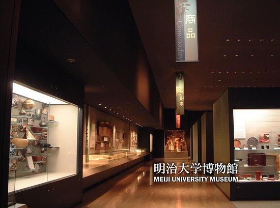 The Meiji University Museum