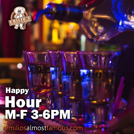 ‪‪Westminster‬, ‪Colorado‬: Happy Hour - Shots - Shots‬