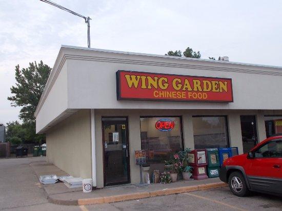 Wing Garden Chinese Restaurant, W. Pierson Rd, Flushing MI.