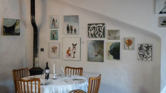Estellencs, Spania: Johanna s art
