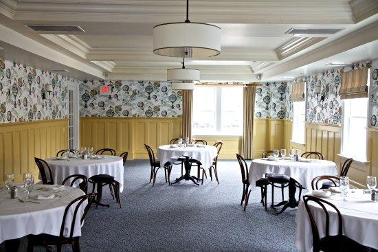 Rye, NY: Upstairs Party Room