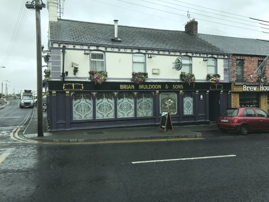 Ardee, Ireland: Front View Of Brian Muldoons