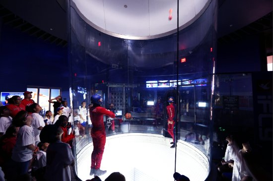 Hurst, TX: The STEM Education program at iFLY has been designed to support STEM learning in your classroom.