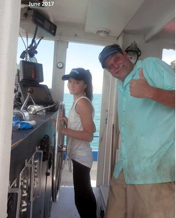 Merry Pier: The thrill of boating with Captain Randy on the Miss Pass-A-Grille