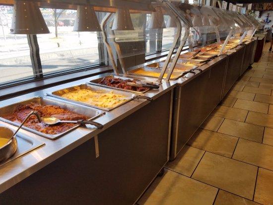 Stupendous Buffet Line Picture Of Rusty Rudder Restaurant Wildwood Download Free Architecture Designs Fluibritishbridgeorg