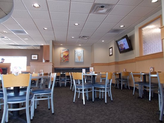 Culver's, Holly Rd off I-75, Grand Blanc, Michigan.