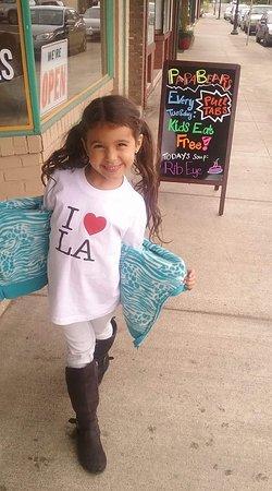 Morton, Waszyngton: Kids eat free on tuesdays!