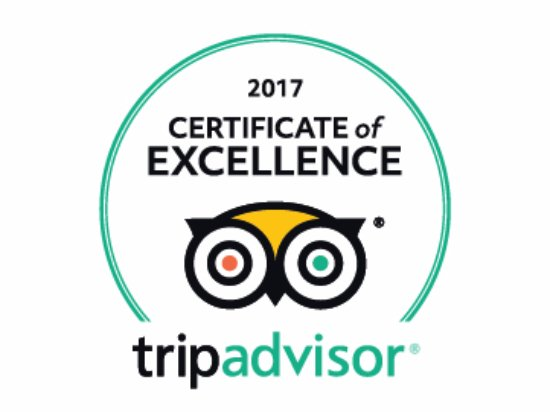 Lawrence, KS: Proud to have earned the 2017 Certificate of Excellence!