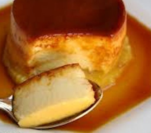 Kingston, NY: Homemade Flan