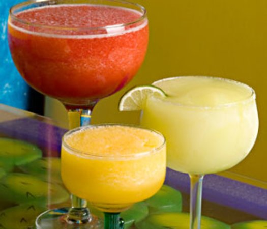 Kingston, NY: Fabulous Frozen Fruit Margaritas