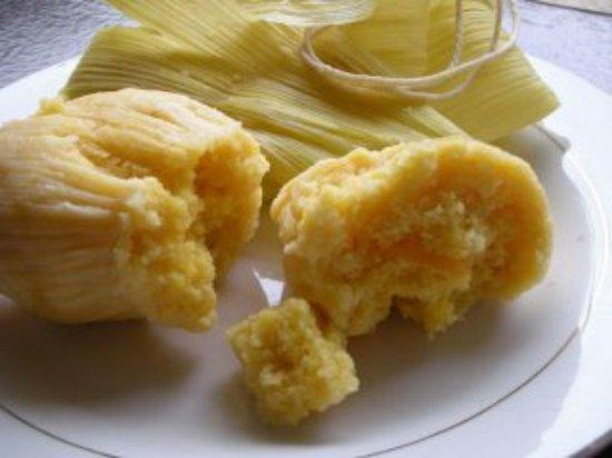 Kingston, NY: Handmade Fresh Corn Tamales