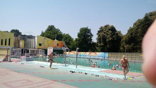 Harkany, Hungria: pool