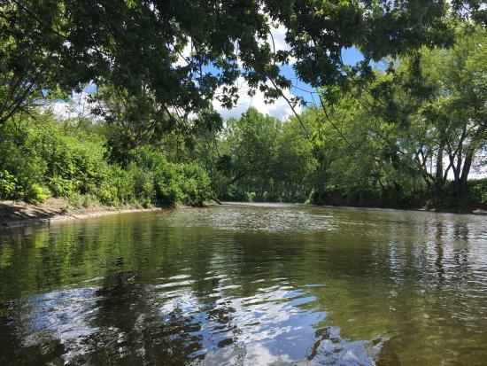 Sutton, Kanada: Missisquoi River