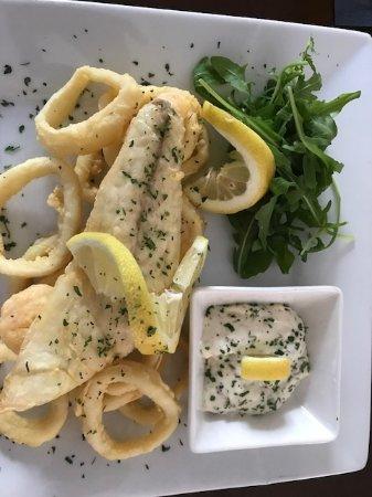 Aberdare, UK: Mixed Fish