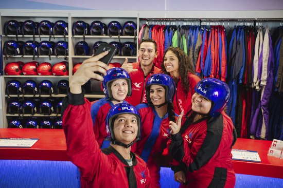iFLY Indoor Skydiving - Denver: Safe, thrilling, and suitable for almost everyone.