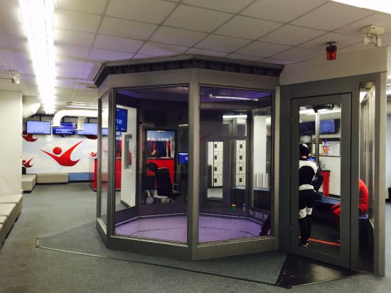Lone Tree, CO: Take a look at our one-of-a-kind vertical wind tunnel at iFLY Denver