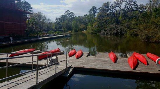 Montage Palmetto Bluff: Canoe Club