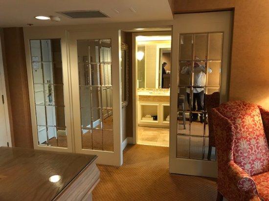 Wedgewood Hotel & Spa: Bedroom 1