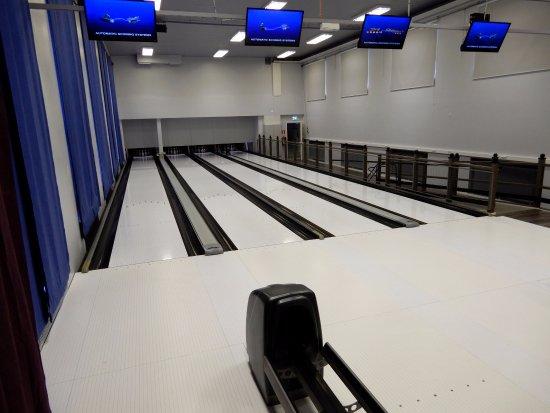 Pello, فنلندا: Bowling of Pello in Finnish Lapland