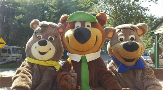 Yogi Bear's Jellystone Park Camp Resorts: The 3 Bears