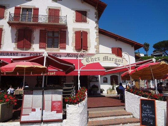 Restaurant Socoa Port