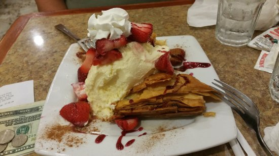 Westfield, NJ: Best dessert I have had in a year