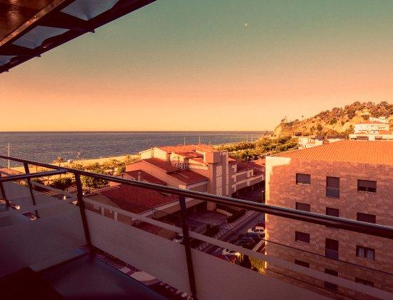 Hotel Kaktus Playa: Kilátás a 621 szoba