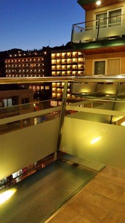 Hotel Kaktus Playa: 6. emelet kilátás 621 szoba
