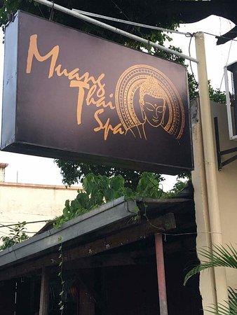Muang Thai spa