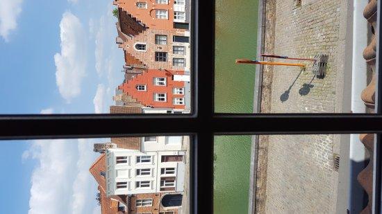 Hotel Ter Duinen: Aussicht aus Zimmer Nummer 39