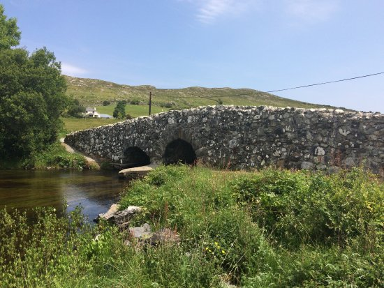 Oughterard, Irland: Taken June 2017