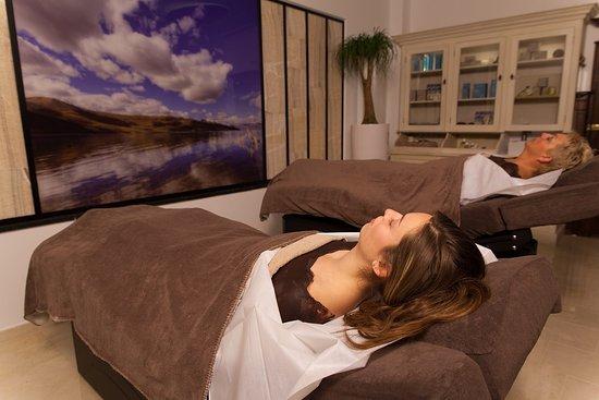 Sauna van Egmond : Our Body Treatment room
