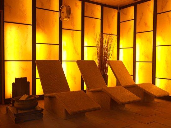 Sauna van Egmond : Our light-therapy room