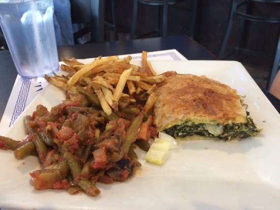 Monticello, NY: Spinach Pie
